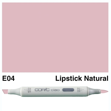 Happymade - Copic Ciao - Fv. E04 - Lipstick Natural