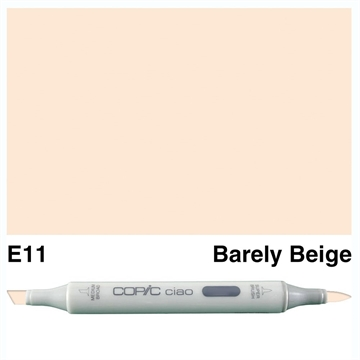 Happymade - Copic Ciao - Fv. E11 - Barely Beige