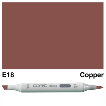 Happymade - Copic Ciao - Fv. E18 - Copper