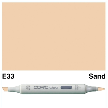 Happymade - Copic Ciao - Fv. E33 - Sand