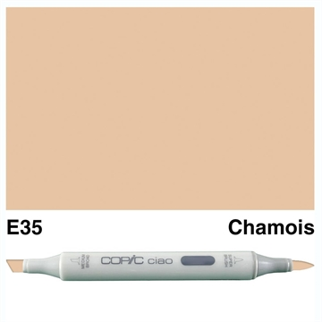 Happymade - Copic Ciao - Fv. E35 - Chamois