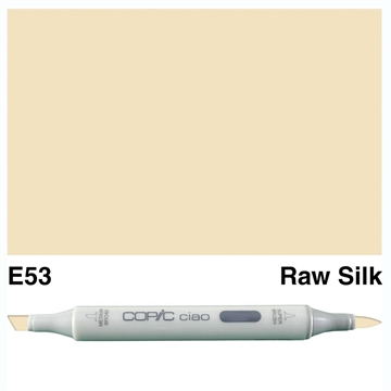 Happymade - Copic Ciao - Fv. E53 - Raw Silk
