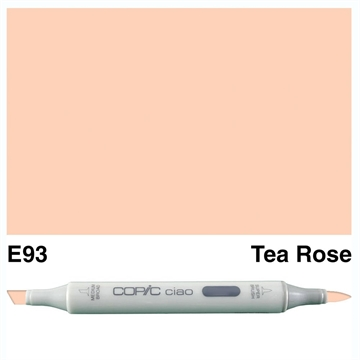 Happymade - Copic Ciao - Fv. E93 - Tea Rose