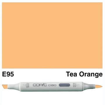 Happymade - Copic Ciao - Fv. E95 - Tea Orange