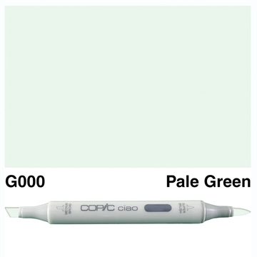 Happymade - Copic Ciao - Fv. G000 - Pale Green