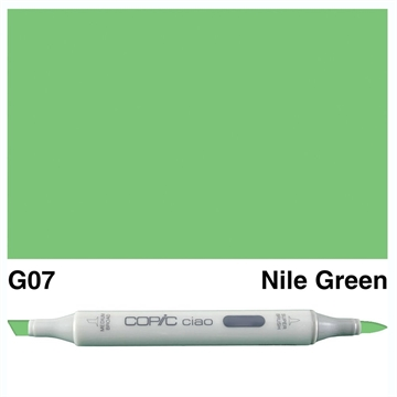 Happymade - Copic Ciao - Fv. G07 - Nile Green