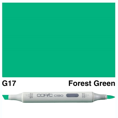Happymade - Copic Ciao - Fv. G17 - Forest Green