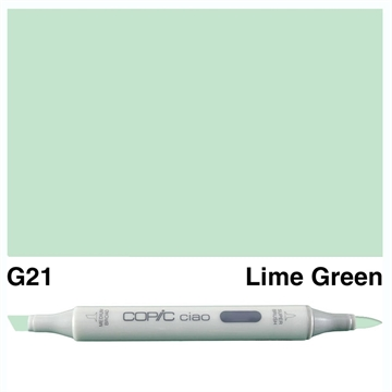 Happymade - Copic Ciao - Fv. G21 - Lime Green