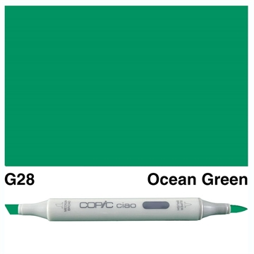 Happymade - Copic Ciao - Fv. G28 - Ocean Green