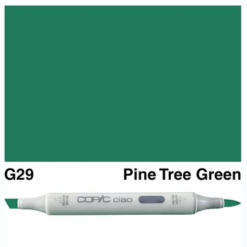 Happymade - Copic Ciao - Fv. G29 - Pine Tree Green