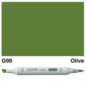 Happymade - Copic Ciao - Fv. G99 - Olive