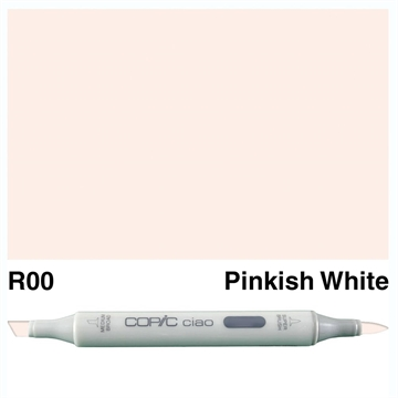 Happymade - Copic Ciao - Fv. R00 - Pinkish White