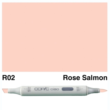 Happymade - Copic Ciao - Fv. R02 - Rose Salmon