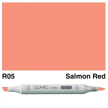 Happymade - Copic Ciao - Fv. R05 - Salmon Red