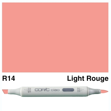 Happymade - Copic Ciao - Fv. R14 - Light Rouge