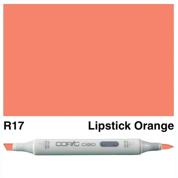 Happymade - Copic Ciao - Fv. R17 - Lipstick Orange