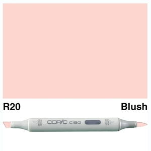 Happymade - Copic Ciao - Fv. R20 - Blush
