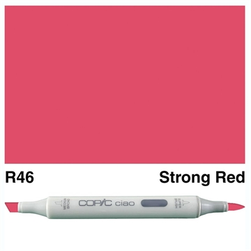Happymade - Copic Ciao - Fv. R46 - Strong Red