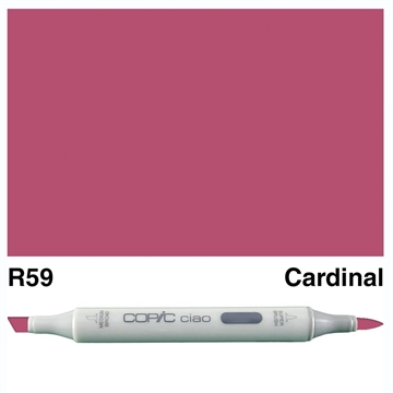 Happymade - Copic Ciao - Fv. R59 - Cardinal