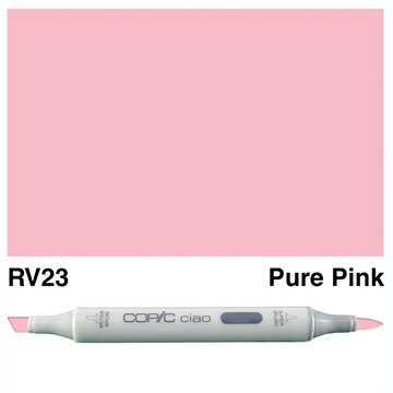 Happymade - Copic Ciao - Fv. RV23 - Pure Pink