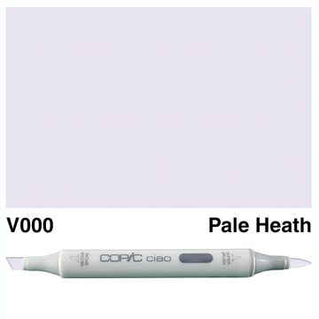 Happymade - Copic Ciao - Fv. V000 - Pale Heath