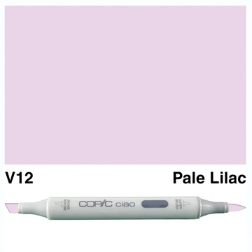 Happymade - Copic Ciao - Fv. V12 - Pale Lilac