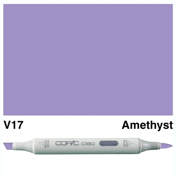 Happymade - Copic Ciao - Fv. V17 - Amethyst