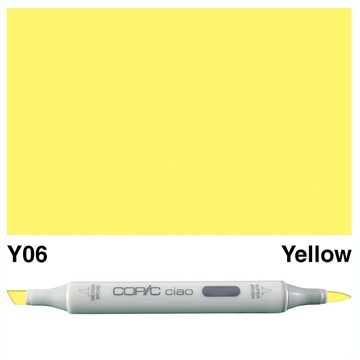 Happymade - Copic Ciao - Fv. Y06 - Yellow