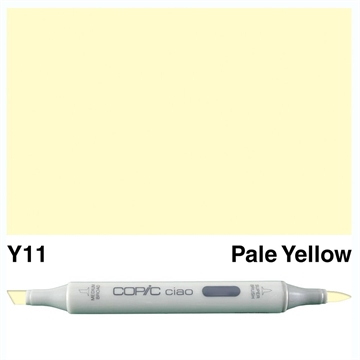 Happymade - Copic Ciao - Fv. Y11 - Pale Yellow