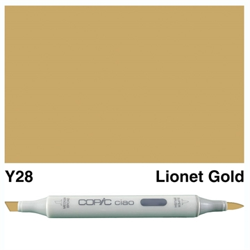 Happymade - Copic Ciao - Fv. Y28 - Lionet Yellow