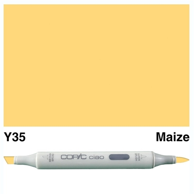 Happymade - Copic Ciao - Fv. Y35 - Maize
