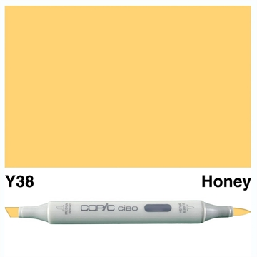 Happymade - Copic Ciao - Fv. Y38 - Honey
