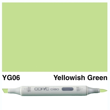 Happymade - Copic Ciao - Fv. YG06 - Yellowish Green