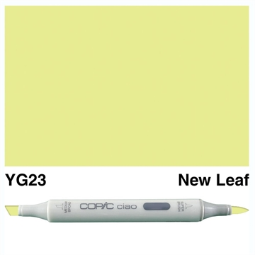 Happymade - Copic Ciao - Fv. YG23 - New Leaf