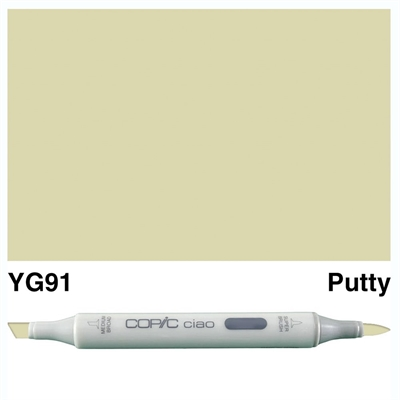 Happymade - Copic Ciao - Fv. YG91 - Putty