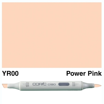 Happymade - Copic Ciao - Fv. YR00 - Power Pink