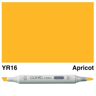 Happymade - Copic Ciao - Fv. YR16 - Apricot