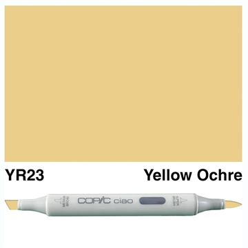 Happymade - Copic Ciao - Fv. YR23 - Yellow Ochre