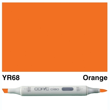 Happymade - Copic Ciao - Fv. YR68 - Orange