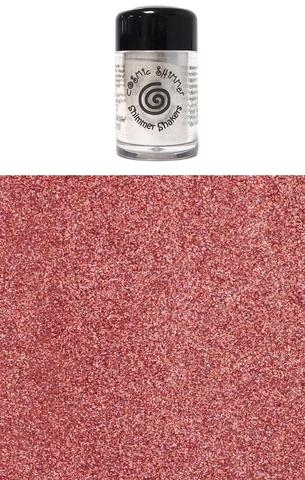 Happymade - Cosmic Shimmer - Sparkle Shakers - Rose Pink - 10ml.