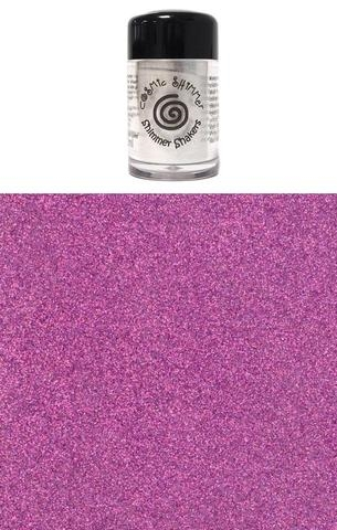 Happymade - Cosmic Shimmer - Sparkle Shakers - Sherbert Pink - 10ml.