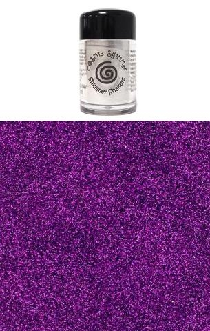 Happymade - Cosmic Shimmer - Sparkle Shakers - Tropical Violet - 10ml.