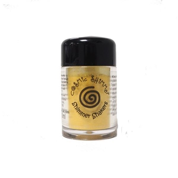 Happymade - Cosmic Shimmer - Shimmer Shakers - Bright Sunshine - 10ml.