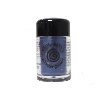 Happymade - Cosmic Shimmer - Shimmer Shakers - Denim Dash - 10ml.