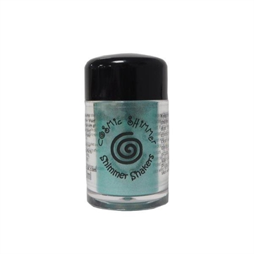 Happymade - Cosmic Shimmer - Shimmer Shakers - Grass Green - 10ml.