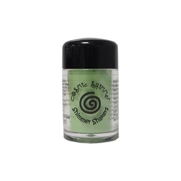 Happymade - Cosmic Shimmer - Shimmer Shakers - Lime Burst - 10ml.
