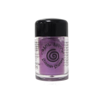 Happymade - Cosmic Shimmer - Shimmer Shakers - Purple Paradise - 10ml.