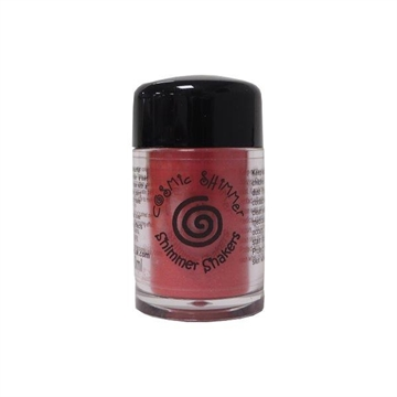 Happymade - Cosmic Shimmer - Shimmer Shakers - Raspberry Rose - 10ml.