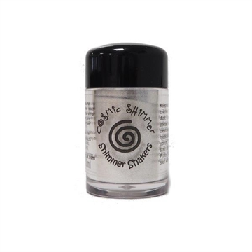 Happymade - Cosmic Shimmer - Shimmer Shakers - Sparkle Snow - 10ml.