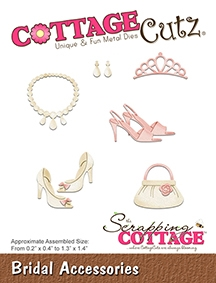CottageCutz - Bridal Accessories